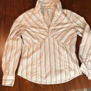 Semantiks fitted shirt